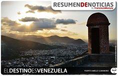 #Destinos | Fortín Solano - #PuertoCabello | #Carabobo