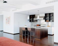 Chelsea Loft, New York, 2008, Delson or Sherman Architects | Remodelista Architect / Designer Directory