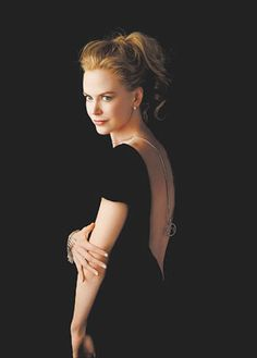 Nicole Kidman--amazing actress and a beautiful person inside and out. And lucky to be married to Keith Urban.