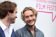 UWantMeToKillHim actors Jamie Blackley and Toby Regbo outside the Filmhouse after the Awards ceremony with their Award for Best Performance in a British Feature Film. Toby Regbo, The Last Kingdom, Indie Films, Avatar, Video Film, International Film Festival, Feature Film, Beautiful People, The Outsiders