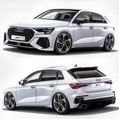 Audi Rs3, Audi A3 Sportback, My Dream Car, Dream Cars, Audi Sport, Expensive Cars, Automotive Industry, Monday Motivation, Audi Quattro