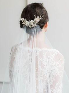 絶対におしゃれ花嫁に仕上げてくれる!ウエディング「ベール」14選☆