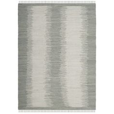 Shop for Safavieh Hand-Woven Montauk Flatweave Grey Cotton Rug (8' x 10') and more for everyday discount prices at Overstock.com - Your Online Home Decor Store!