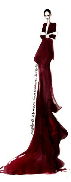 burgundy is my favourite alternative to black, beautiful and rich with a hint of mystery <3