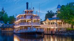 Facebook Twitter Reddit Google+ Pinterest StumbleUpon Tumblr EmailThose wanting to get a unique view of Magic Kingdom's Festival of Fantasy Parade will soon have the chance to enjoy the show from the Liberty Belle Riverboat while snacking on ice cream and other treats. The park is set to launch a new offering, dubbed Tiana's Riverboat Party: