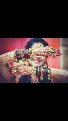 Bridal Bangles, Gold Bangles, Wedding Jewelry, Thread Bangles, Bangle Set, Bangle Bracelets, Chuda Bangles, Bangle Ceremony, Bridal Chura