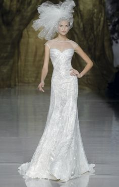 Pronovias Fashion Show 2014 Bridal Collections | First Love.  OMG GORGEOUS