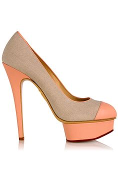 Charlotte Olympia  2013 Spring-Summer