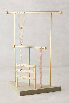 Highbar Jewelry Stand #anthropologie