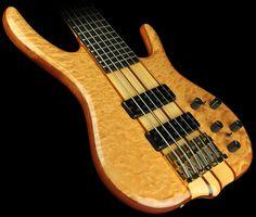 2001 Ken Smith BSR6EG 6-String Bass - Used
