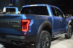 Ford unveils GT, F-150 Raptor, Shelby GT350 R and other performance cars at Detroit auto show | MLive.com