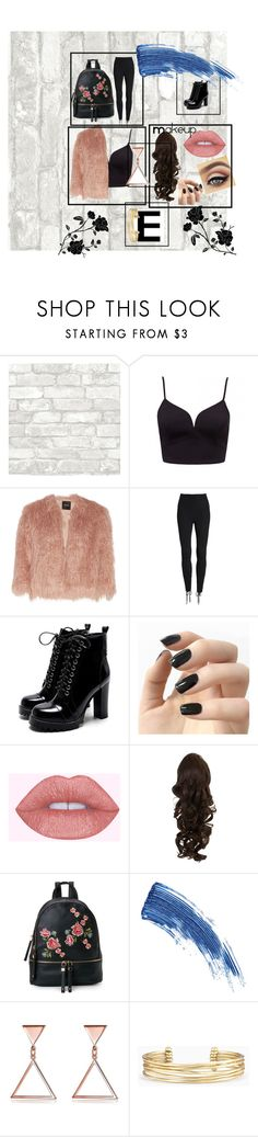 """like for follow"" by fatafashion ❤ liked on Polyvore featuring Theory, Beyond Yoga, Incoco, Urban Expressions, Eyeko and Stella & Dot"