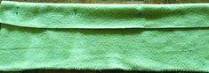 Fleecemütze , Schnittmuster für eine Fleecemütze