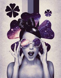 Create A Hippie Poster With A Modern Grunge Twist