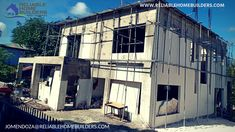 Gallery - Reliable Home Builders is a group of professional Civil Engineers, Architects and Foreman who have an extensive experienced and training in building Residential House, Commercial Establishments and Swimming Pool. Construction Cost, Civil Engineering, Cebu, Home Builders, Philippines, Swimming Pools, Mansions, House Styles, Gallery