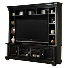 I pinned this Princeton Entertainment Center from the Family Room Refresh event at Joss and Main!