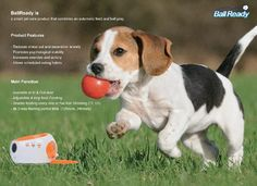 BallReady makes your dog happy and your dog makes you happy.