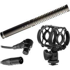 Rode   NTG-1 Condenser Shotgun Microphone Kit