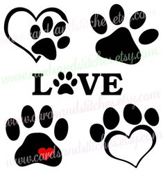 These Dog Paws SVG Digital Cutting File and Printable are perfect for making cards, signs, shirts and so much more. Click the link below to shop for Poodles Svg and Clipart. Yorkie Terrier, Yorkie Dogs, Dog Tattoos, Animal Tattoos, Tatoos, Dog Paw Drawing, Dog Grooming Shop, Cupcake Drawing, Dog Crafts