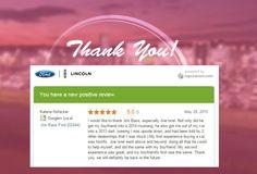 Thank you for the positive review: #Bassbunch #JimBassCarsandTrucks around #SanAngelo #Texas