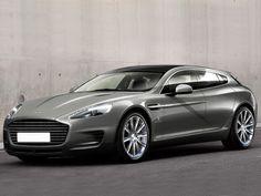 Aston-Martin Rapide Bertone - Salon de Genève 2013