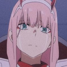 you made me cry. Anime Demon, Manga Anime, Anime Art, Iphone Wallpaper Vsco, A Hat In Time, Waifu Material, A Silent Voice, Anime Profile, Zero Two