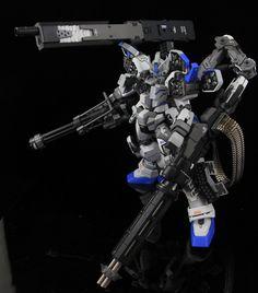 GUNDAM GUY: 1/100 Gundam Prometheus - Customized Build