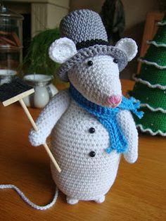 IN HET ROSE HUISJE: Sneeuwmuis, kerstboom en de groepsfoto!