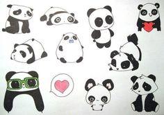 картинки милых животных для срисовки - Поиск в Google
