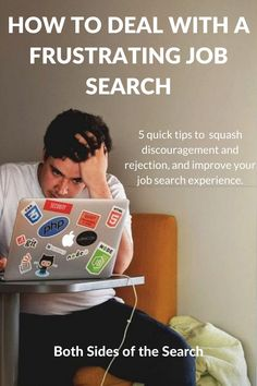If you are banging your head against your laptop, still without a offer in sight, don't despair! There are basic steps you can take at any point in your job search to refresh your approach, give yourself a comforting reality check, and minimize the impact of rejections. #jobsearch #rejections #unemployment #interviewing #discouragement