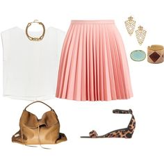 plus size summer street chic, created by kristie-payne on Polyvore