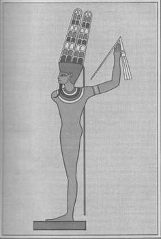 O deus Amsu