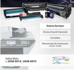 Loja de Cartuchos Impressoras HP em São Paulo