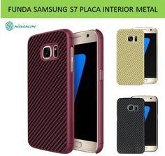 0eb5f474d72 Funda Samsung Galaxy S7 textura fibra carbono - Tienda - Fundas móviles:  Fundas y carcasas para moviles Samsung S7 - Tienda online YOUGAMETRONICA
