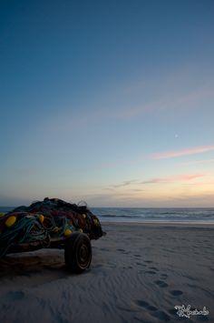 Sunset @ Praia da Tocha, Portugal