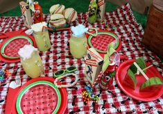 Indoor Picnic - for a rainy day????