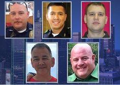 police killed dallas black lives matter