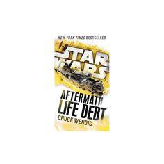 Life Debt (Paperback) (Chuck Wendig)