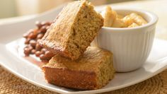 This vegan cornbread, so rich in texture and taste, is quick to make, and it's the best cornbread you will ever have! Promise!