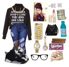 """""""Yass"""" by trackmigo95me on Polyvore featuring Suzy Levian, Casetify, MICHAEL Michael Kors, Rolex and Muse"""