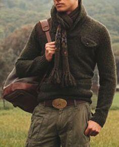 .casual men's wear