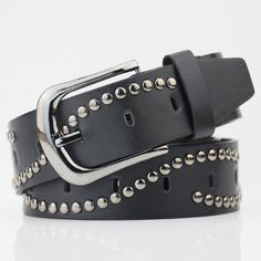 GET $50 NOW | Join RoseGal: Get YOUR $50 NOW!http://www.rosegal.com/belts/pin-buckle-wavy-rivets-pu-884930.html?seid=6906459rg884930