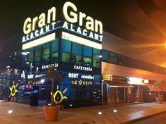 Gran Alacant Centro Comercial