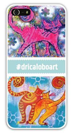 IPhone Case by Drica Lobo Art #dricaloboart
