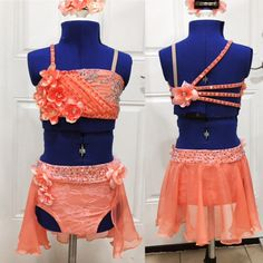   Custom Dance Costumes More