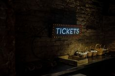 Tickets, Barcelona
