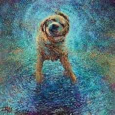 Pinterest Animal Art | Ugallery.com – Online Art Gallery, ,I LOVE this painting. Outstanding work of art!!!!