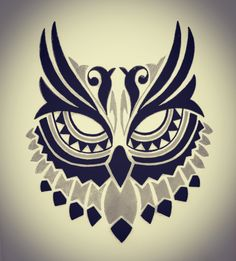 Owl Tribal