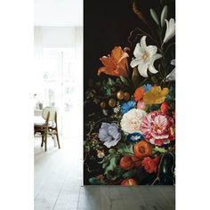 KEK Amsterdam Behang Golden Age Flowers V - 6-baans