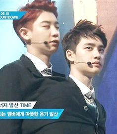 chanyeol trying to be one with kyungsoo